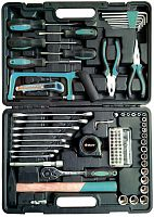 Набор инструментов Bort BTK-89 89 предметов (жесткий кейс)