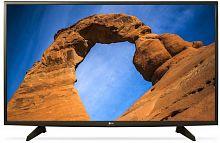 "Телевизор LED LG 43"" 43LK5100PLB черный/FULL HD/100Hz/DVB-T2/DVB-C/DVB-S2/USB (RUS)"