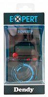 Игровая консоль Dendy Expert черный в комплекте: 240 игр