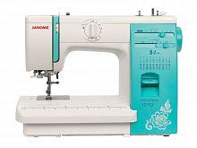 Швейная машина Janome HomeDecor 1019 белый/зеленый