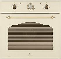 Духовой шкаф Электрический Lex EDM 072 C IV стекло слоновая кость