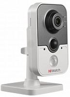 Видеокамера IP Hikvision HiWatch DS-I114 6-6мм цветная корп.:белый