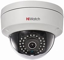 Видеокамера IP Hikvision HiWatch DS-I122 8-8мм цветная корп.:белый