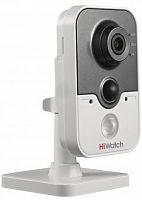 Видеокамера IP Hikvision HiWatch DS-I214(B) 2.8-2.8мм цветная корп.:белый