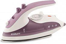 Утюг дорожный Scarlett SC-SI30T03 800Вт фиолетовый