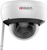 Видеокамера IP Hikvision HiWatch DS-I252W 2.8-2.8мм цветная корп.:белый