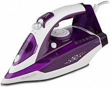 Утюг Scarlett SC-SI30K34 2200Вт фиолетовый