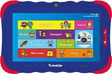 "Планшет Turbo TurboKids S5 Cortex A5/RAM1Gb/ROM16/7""/WiFi/BT/2Mpix/0.3Mpix/Android 7.1/синий"