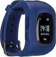 """Смарт-часы Jet Kid Start 54мм 0.64"""" OLED черный (START DARK BLUE)"""