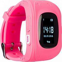 """Смарт-часы Jet Kid Start 54мм 0.64"""" OLED черный (START PINK)"""