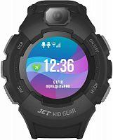 "Смарт-часы Jet Kid Gear 50мм 1.44"" TFT черный (GEAR GREY+BLACK)"