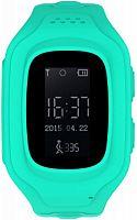 "Смарт-часы Jet Kid Next 54мм 0.64"" OLED черный (NEXT TURQUOISE)"