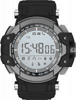 """Смарт-часы Jet Sport SW3 1.2"""" LCD серый (SW3 BLACK)"""
