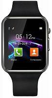 "Смарт-часы Jet Phone SP1 48мм 1.54"" IPS черный (SP1 BLACK)"