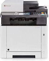МФУ лазерный Kyocera Ecosys M5526cdn (1102R83NL0) A4 Duplex Net белый/черный