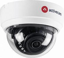 Камера видеонаблюдения ActiveCam AC-H2D1 2.8-2.8мм HD-CVI HD-TVI цветная корп.:белый