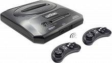 Игровая консоль Retro Genesis Modern Wireless черный в комплекте: 170 игр