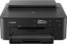 Принтер струйный Canon Pixma TS704 (3109C007) A4 Duplex WiFi USB RJ-45 черный