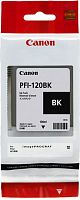 Картридж струйный Canon PFI-120 BK 2885C001 черный для Canon imagePROGRAF TM-200/205