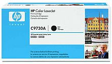 Картридж лазерный HP 645A C9730A черный (13000стр.) для HP 5500/5550dn/5550dtn/5550hdn/5550n
