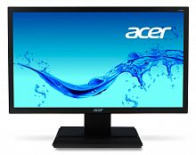 "Монитор Acer 21.5"" V226HQLBbd черный TN+film LED 5ms 16:9 DVI матовая 200cd 90гр/65гр 1920x1080 D-Sub FHD 3.26кг"