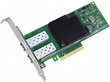 Сетевой адаптер Intel Original X710DA2BLK 2x10Gb/s SFP+ ports DA (X710DA2BLK 933217)