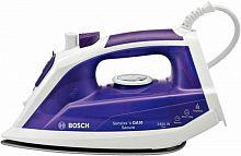 Утюг Bosch TDA1024110 2300Вт фиолетовый/белый