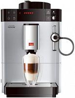 Кофемашина Melitta Caffeo F 530-101 Passione 1450Вт серебристый