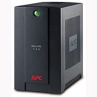 Источник бесперебойного питания APC Back-UPS BX700UI 390Вт 700ВА черный