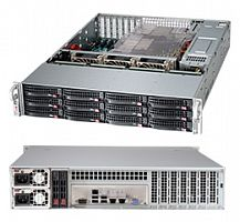 Корпус SuperMicro CSE-826BE1C-R920LPB 2x920W черный