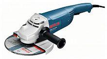 Углошлифовальная машина Bosch GWS 22-230 H Professional 2200Вт 6500об/мин рез.шпин.:M14 d=230мм