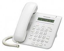 Телефон IP Panasonic KX-NT511PRUW белый