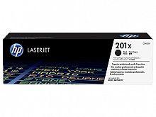 Картридж лазерный HP 201X CF400X черный (2800стр.) для HP CLJ Pro M252/M277