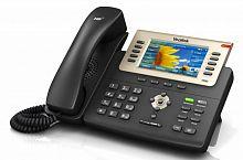 Телефон SIP Yealink SIP-T29G черный