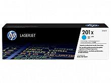 Картридж лазерный HP 201X CF401X голубой (2300стр.) для HP CLJ Pro M252/M277