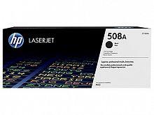 Картридж лазерный HP 508A CF360A черный (6000стр.) для HP CLJ M552/M553