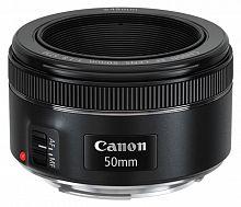 Объектив Canon EF STM (0570C005) 50мм f/1.8