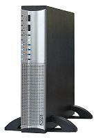 Источник бесперебойного питания Powercom Smart King RT SRT-1000A 900Вт 1000ВА черный