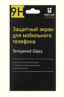 Защитное стекло для экрана Redline для Apple iPhone 6/6S 1шт. (УТ000005727)