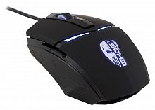 Мышь Oklick 795G GHOST черный оптическая (2400dpi) USB игровая (5but)