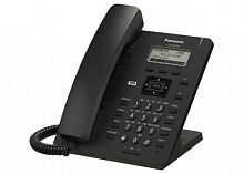 Телефон SIP Panasonic KX-HDV100RUB черный