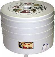 Сушка для фруктов и овощей Ротор Дива СШ-007-04 5под. 520Вт белый