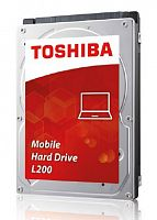 "Жесткий диск Toshiba SATA-II 500Gb HDWJ105UZSVA L200 (5400rpm) 8Mb 2.5"""