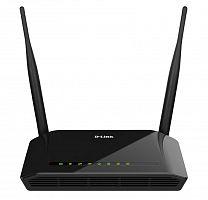 Точка доступа D-Link DAP-1360U (DAP-1360U/A1A) N300 10/100BASE-TX черный