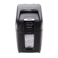 Шредер Rexel Auto+ 300X с автоподачей (секр.P-4)/фрагменты/300лист./40лтр./скрепки/скобы/пл.карты/CD