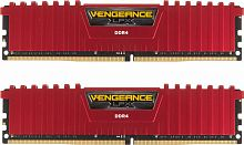 Память DDR4 2x4Gb 2666MHz Corsair CMK8GX4M2A2666C16R RTL PC4-21300 CL16 DIMM 288-pin 1.2В