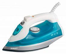 Утюг Scarlett SC-SI30P04 2200Вт белый/голубой