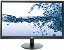 "Монитор AOC 21.5"" Value Line E2270SWHN(00/01) черный TN+film LED 16:9 HDMI матовая 700:1 200cd 1920x1080 D-Sub FHD 2.7кг"