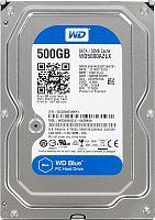 "Жесткий диск WD Original SATA-III 500Gb WD5000AZLX Blue (7200rpm) 32Mb 3.5"""