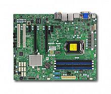 Материнская Плата SuperMicro MBD-X11SAE-F-O Soc-1151 iC236 ATX 4xDDR4 8xSATA3 SATA RAID i210AT 2хGgbEth Ret